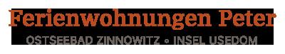 Ferienwohnungen Peter, Ostseebad Zinnowitz, Insel Usedom